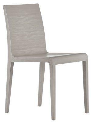 Pedrali Young 420 | Sedia in legno design moderno