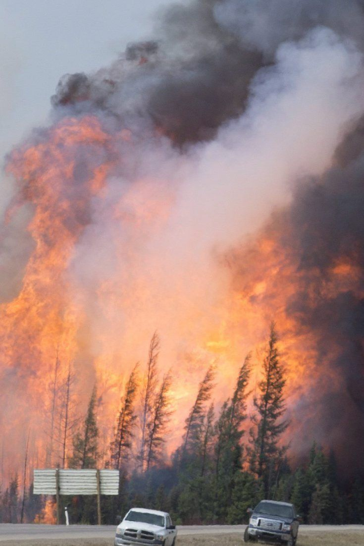 Fort McMurray Fire Could Be Worse Than Hurricane Katrina For This 1 Reason