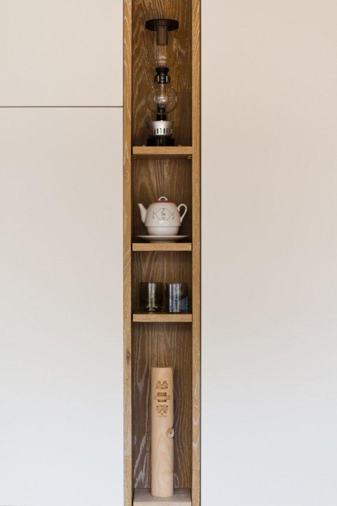 Open House / Architects EAT - Kitchen Detail