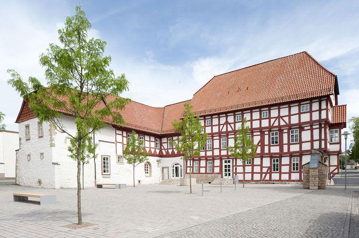 Friedensplatz-and-Rossmarkt-Worbis-01 « Landscape Architecture Works   Landezine Landscape Architecture Works   Landezine