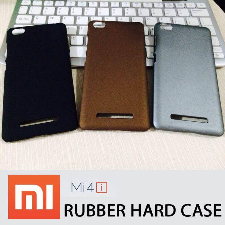 Matte Hard Case Xiaomi Mi4i - Rp 75.000 - kitkes.com