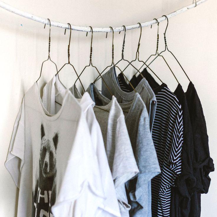 Beaucoup d 'Entre vous êtes dans une démarche de garde-robe minimaliste, ma …