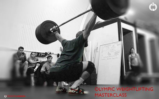 Post image for Olympic Weightlifting