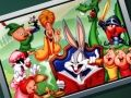 Game Sort my tiles - Bugs Bunny tales online