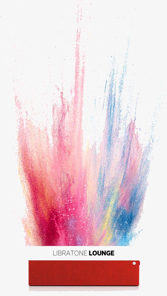 Colorful Color Spray In 2020 Color Spray Color Art