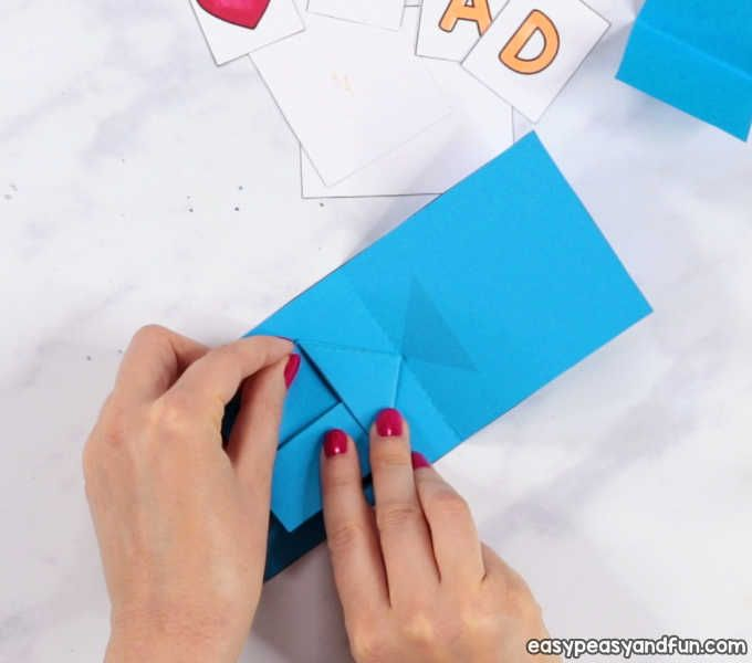 Twist And Pop Fathers Day Card Father S Day Diy Pop Up Card Templates Card Making Techniques