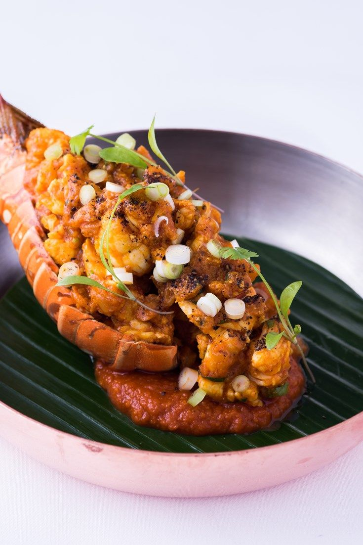 An indulgent lobster tail recipe from chef Peter Joseph, this Indian masala…