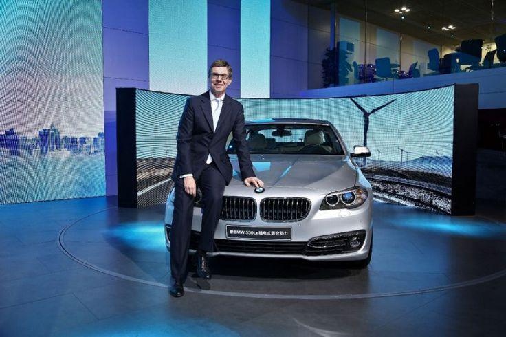 BMW Série 5 : première hybride rechargeable réservée à la Chine