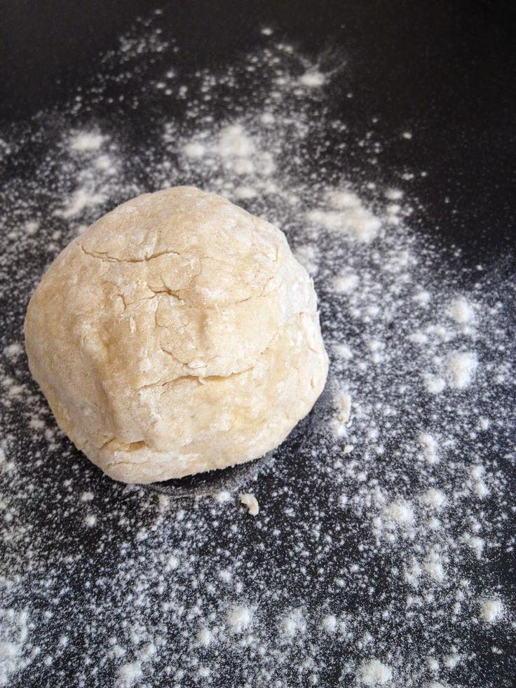 Cuisine Ma-Ligne!: Pate a tarte brisee / sablee legere ww (12pp)