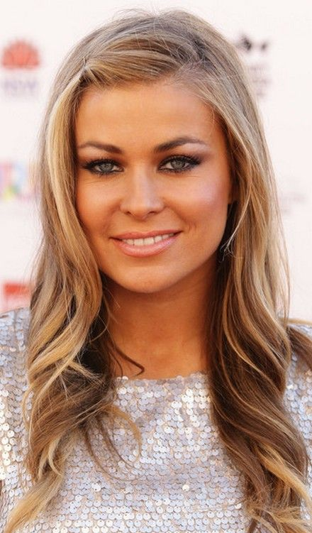 Carmen Electra Curling Long Hairs,Carmen electra hair highlights,carmen electra long hair,carmen electra face shape,carmen electra curls,carmen electra gossip,carmen electra fashion,carmen electra makeup
