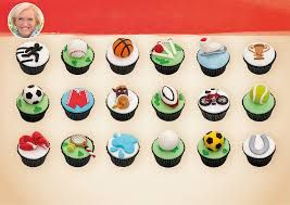 Image result for sport relief cakes