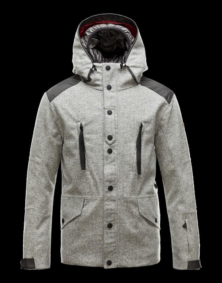 MONCLER GRENOBLE Men - Autumn/Winter 12-13 - OUTERWEAR - Jacket - KIBO