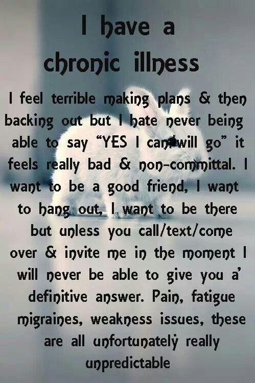 Life with Chronic Illnesses #fibromyalgia