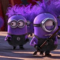Evil Minions are Minions that are at the state of extreme mutation caused by the PX-41 serum...