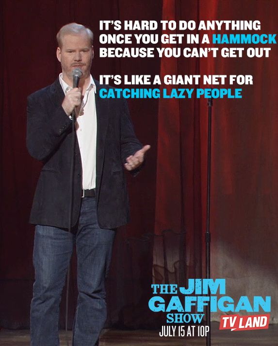 Stay on your couch. Butter a bagel. Watch THE JIM GAFFIGAN SHOW starring Jim Gaffigan. Click to discover full episodes.