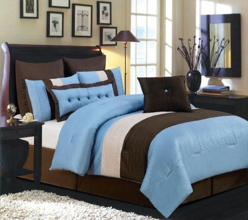 Calming Colors That Will Perfect Your Home: Comforters & Sets Images On