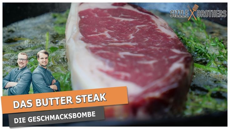 Rumpsteak grillen | Das Butter Steak | Das leckerste Steak?