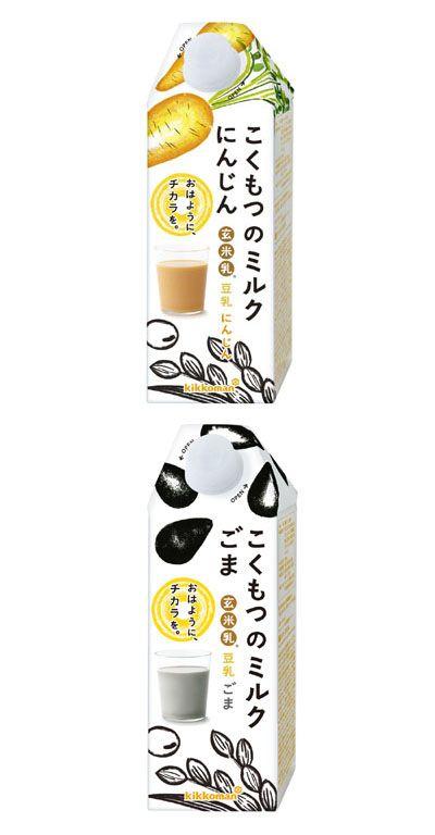 kikkoman kokumotsu-milk