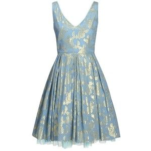 "perfect for attending a spring wedding or bridal shower! looks like something from ""The Help."""