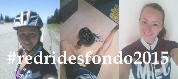 #redridesfondo2015 Follow along as I train on my own to ride my first Fondo - the Whistler Gran Fondo in September.