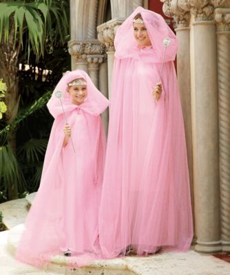 fairy godmother cape girls costume - Only at Chasing Fireflies - You'd like to make wishes come true? Why not dress the part this Halloween? Poof!