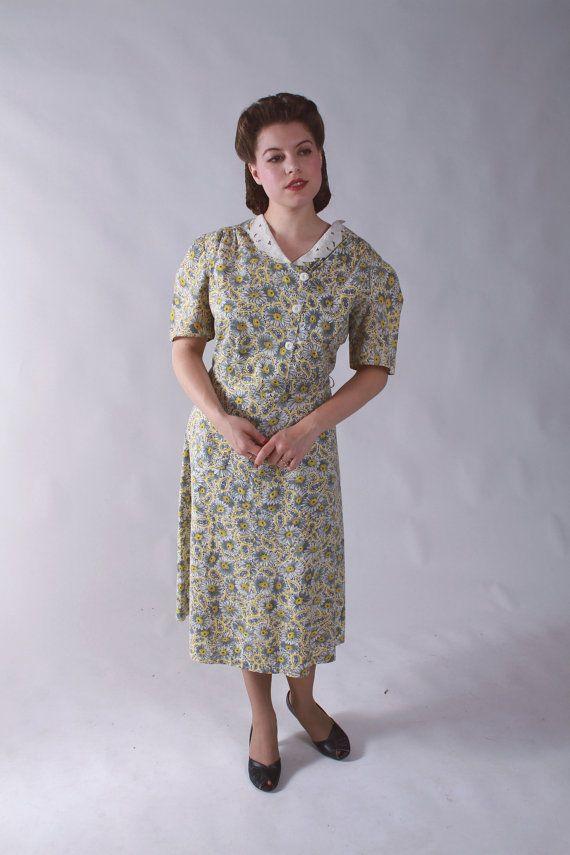 Popular house styles 1930s dress