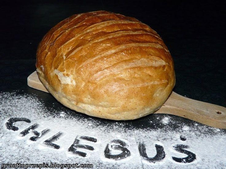 Chleb smaczny, prosty, szybki w przygotowaniu, z chrupiącą skórką, zawsze się udaje!