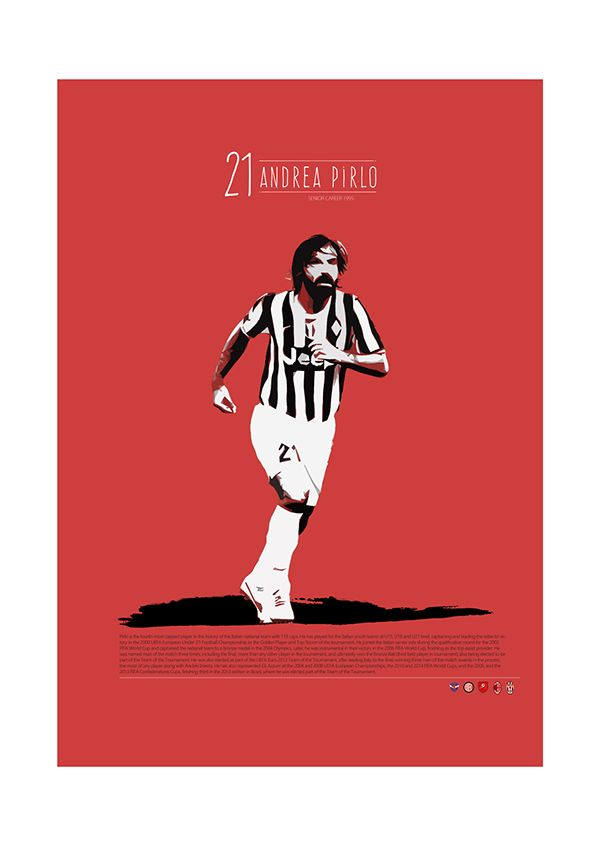 Soccer Legends Poster on Behance