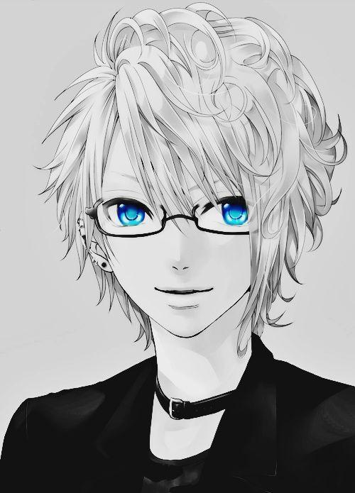Cool 1000 Ideas About Cute Anime Boy On Pinterest Anime Boys Super Short Hairstyles Gunalazisus