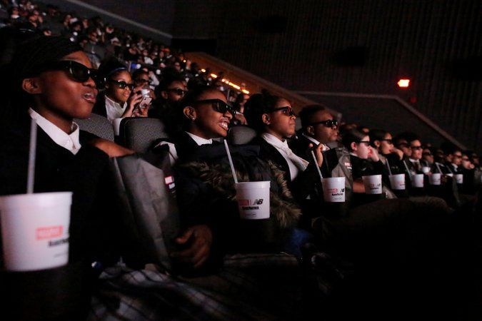 With $218 Million Haul, 'Black Panther' Smashes Box Office Records - The New York Times