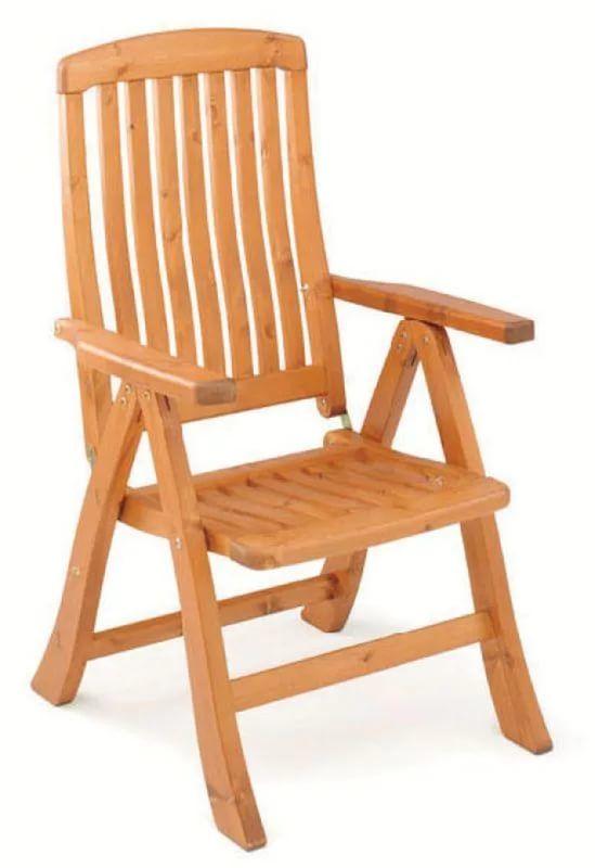 Кресло из сосны Amelia, 7-ми позиционное - AMELIA - Мебель из сосны