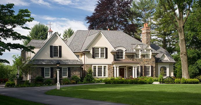 587 best dream homes images on pinterest dream houses for Luxury home developers