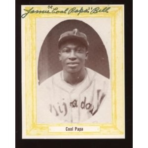 Cool Papa Bell Baseball Card