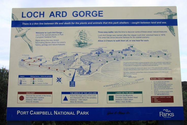 Loch Ard Gorge #GreatOceanRoad