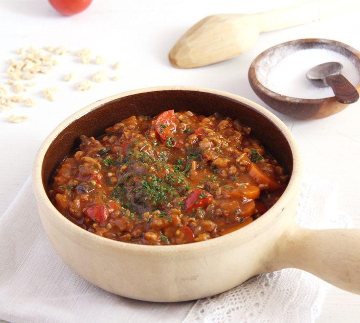 soy goulash vegan Vegan Soy Vegetable Stew