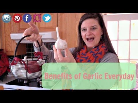 How to benefit from garlic's superpowers everyday with this Garlic Paste Recipe.