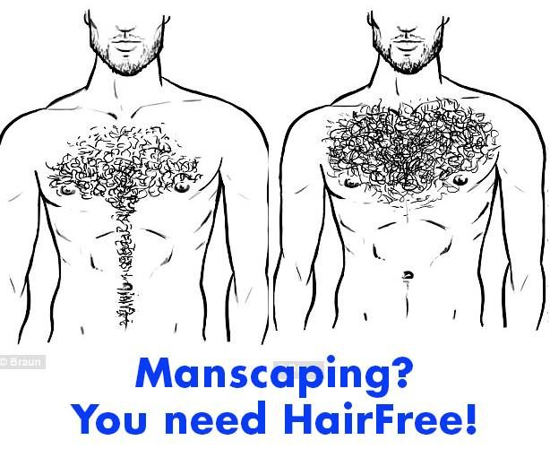 Manscaping Is Getting More Popular As Women Get Turned Off
