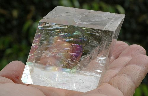 Invisibility Crystals: More Than Mere Fantasy