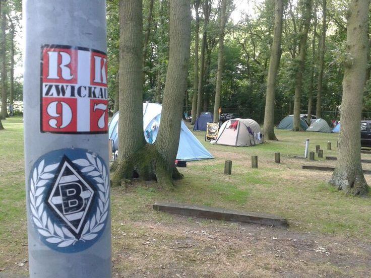 Campingplatz in Holland
