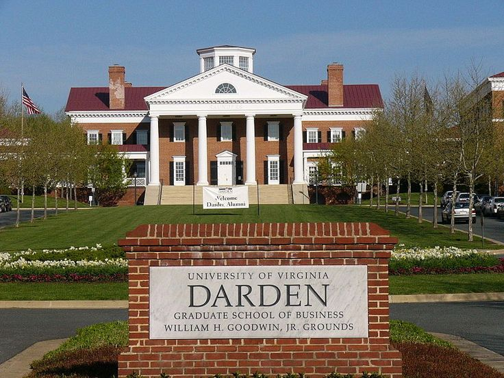 UVA's GMAT Score (Darden School of Business)