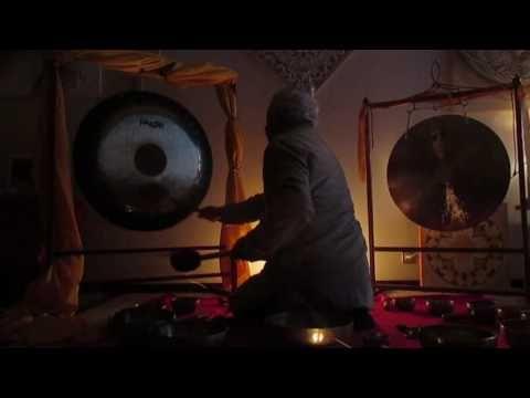 Terapia de som com Taças Tibetanas e Gongos - New Age Sounds