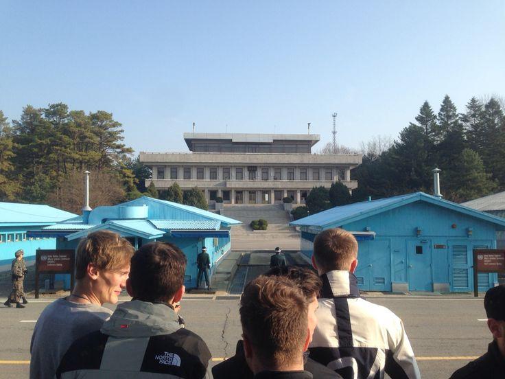 Just looking into North Korea