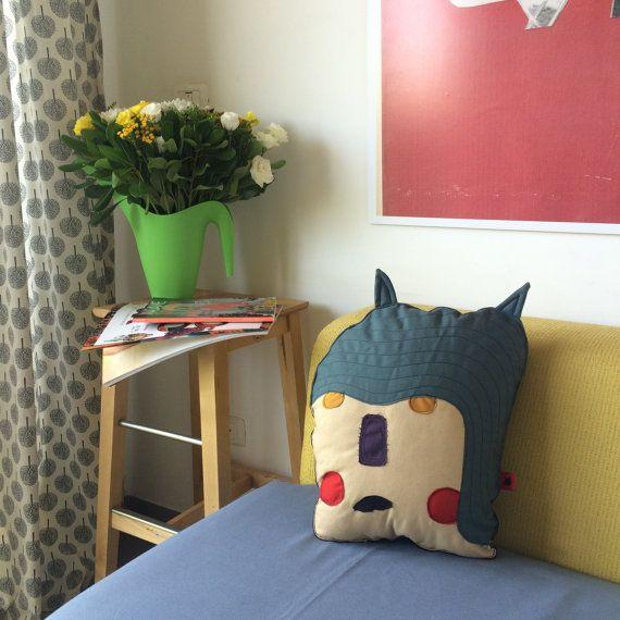GreenHead - Cotton Pillow