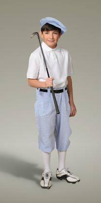 Childrens Murfield Pin Golf Knickers #GolfKnickers