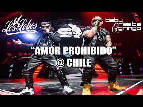 Baby Rasta y Gringo - Amor Prohibido - Chile 2014 - YouTube Music