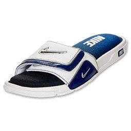 895d10f4e6cd Nike Comfort Slide 2 Men S Slippers In Red White Obsidian 415205 ...