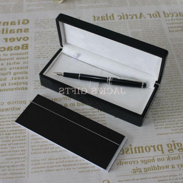 38.00$  Watch here - https://alitems.com/g/1e8d114494b01f4c715516525dc3e8/?i=5&ulp=https%3A%2F%2Fwww.aliexpress.com%2Fitem%2FSchool-Supplies-Blance-Fountain-Pen-Luxury-Pen-Brand-INK-Pen-Silver-Gold-Clip-Fountain-Pens-1SETS%2F32405585943.html - School Supplies Blance Fountain Pen Luxury Pen Brand INK Pen Silver & Gold Clip Fountain Pens 1SETS With High Quality Wood Box 38.00$