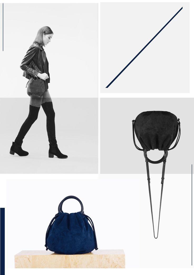 #elleme #blue #lookbook