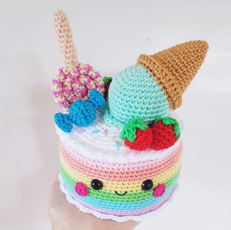 Best 93 Amigurumi images on Pinterest | Spielzeug, Häkelideen und ...