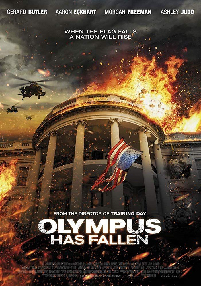 Olympus Has Fallen 2013 Streaming Movies Good Movies Olympus
